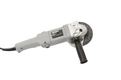 Angle grinder. Stock Images
