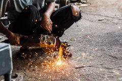 Angle Grinder Stock Photos