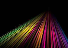 angle rainbow Στοκ Εικόνα