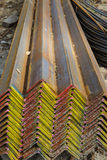 Angle steel Royalty Free Stock Images