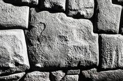 12 angle stone Stock Image