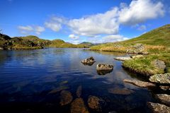 Angle Tarn Royalty Free Stock Photos