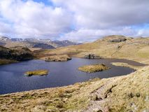 Angle Tarn, Lake District Stock Photography