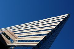 angled небо шабера стоковые фотографии rf