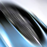 Angled abstract blur Stock Images
