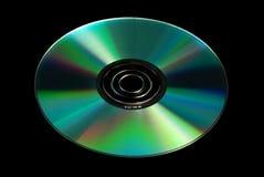 angled cd диск Стоковое фото RF