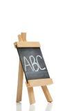 angled chalkboard Стоковые Изображения