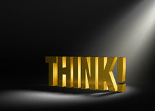 Think! Royalty Free Stock Images