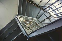 Angled Staircase