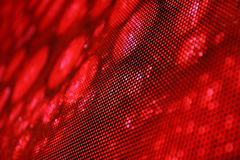 LED screen abstraction Royalty Free Stock Photo