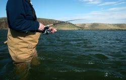 Angler Stock Photography