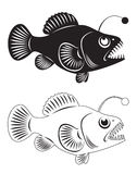 Angler Fish Royalty Free Stock Images