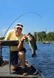 Angler's Pride Royalty Free Stock Image