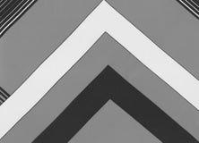 Angles et lignes. Images stock