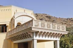 Angles of Rajashtan Architeture Verranda Stock Images