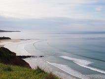Anglesea海岸线在维多利亚2 库存图片
