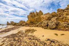 Anglesea Βικτώρια: Σημείο Roadknight Στοκ φωτογραφία με δικαίωμα ελεύθερης χρήσης