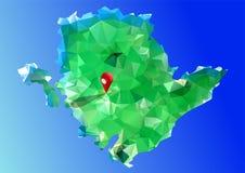Anglesey Στοκ εικόνα με δικαίωμα ελεύθερης χρήσης