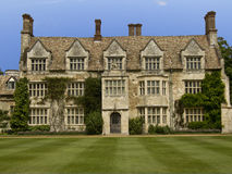 Anglesey Abbey. Near Cambridge in England Stock Photos