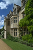 Anglesey Abbey, Jacobean style house in England Royalty Free Stock Image