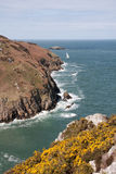 Anglesey coastal path Stock Image