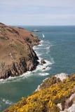 Anglesey coastal path Stock Image