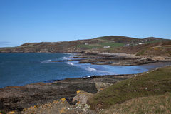 Anglesey Coastal Path Stock Images