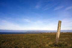 Anglesey Coastal Path Stock Photography