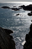 The Anglesey coastline Royalty Free Stock Images