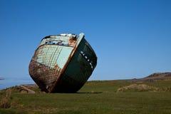 Anglesey Küstenpfad stockbilder