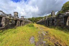 Anglesey Miners Barracks Stock Photo
