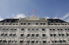 angleterre ξενοδοχείο δ Στοκ Φωτογραφία