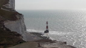 Anglia leuchturm Obrazy Stock