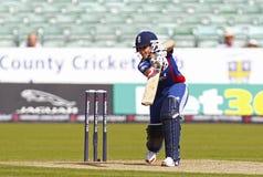 Anglia v Indies Zachodnich kobiet T20 krykieta Międzynarodowy dopasowanie Obraz Royalty Free