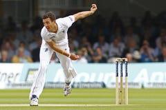 2012 Anglia v Południowa Afryka meczu reprezentacji narodowych 3rd dzień 2 Obraz Stock