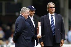 2012 Anglia v Południowa Afryka meczu reprezentacji narodowych 3rd dzień 1 Zdjęcia Royalty Free