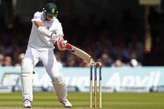 2012 Anglia v Południowa Afryka meczu reprezentacji narodowych 3rd dzień 2 Zdjęcia Stock