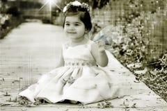 anglic младенец Стоковая Фотография RF