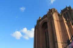 Anglicaanse Kathedraal Stock Afbeeldingen