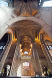 Anglican cathedral in Liverpool Royalty Free Stock Photo