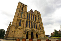 Anglican Cathedral in Ripon, North Yorkshire. Stock Photography