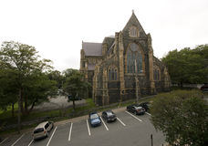 Anglican Cathedral of St. John the Baptist Royalty Free Stock Photo
