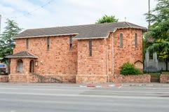 Anglican Christ Church in Swellendam Stock Photo