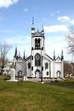 Anglican Church. Church in Lunenburg, Nova Scotia royalty free stock images