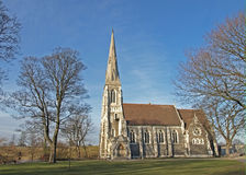 Anglican church Royalty Free Stock Images