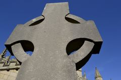 Anglican church cross Stock Photo