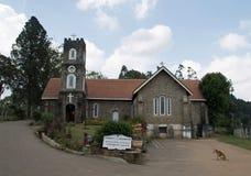 Anglican Church Stock Photo