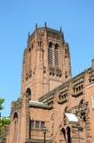 anglican katedra Liverpool Obrazy Stock