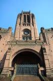 anglican katedra Liverpool Fotografia Stock