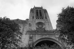 anglican katedra Liverpool Fotografia Royalty Free